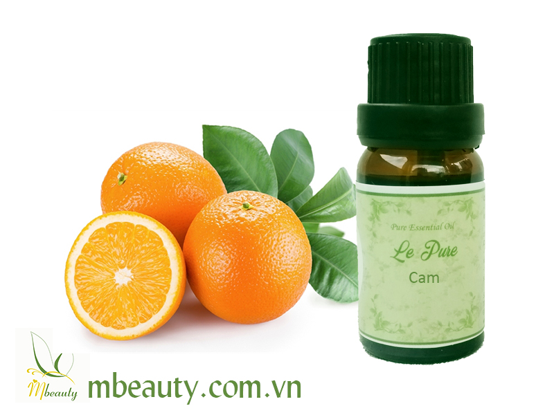 Tinh dầu Cam- Orange Essential Oil
