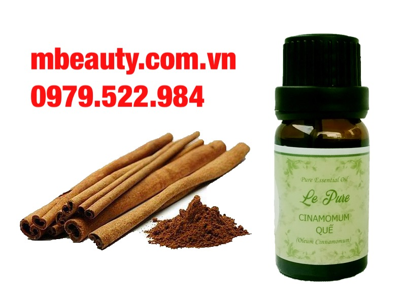 Tinh dầu quế – Cinnamon Essential Oil