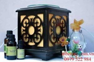 đèn xông tinh dầu gỗ GV